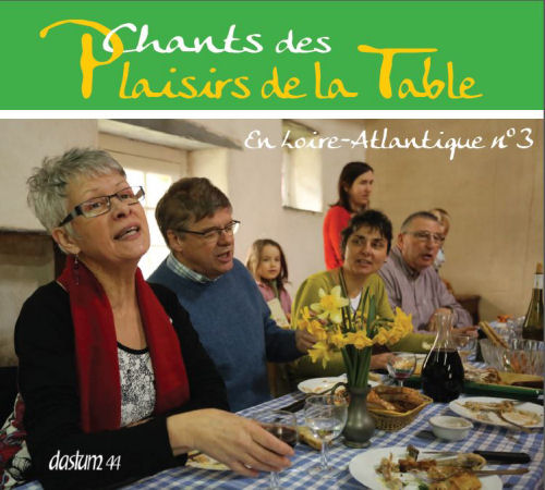 Chants des plaisirs de la table en Loire-Atlantique n°3