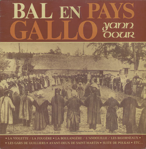 Bal en pays Gallo