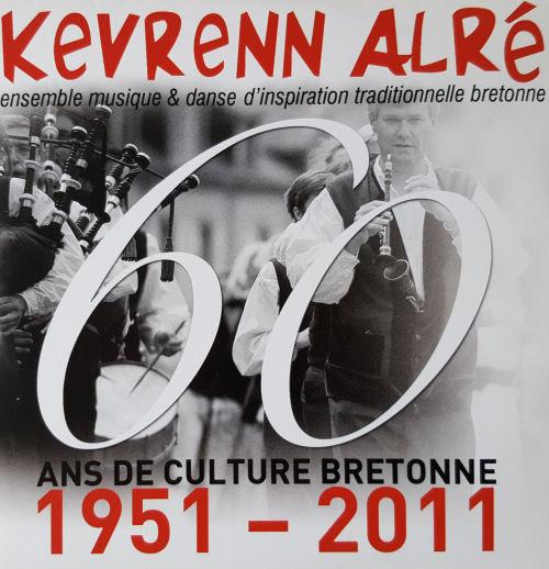 1951 - 2011 - 60 ans de culture Bretonne