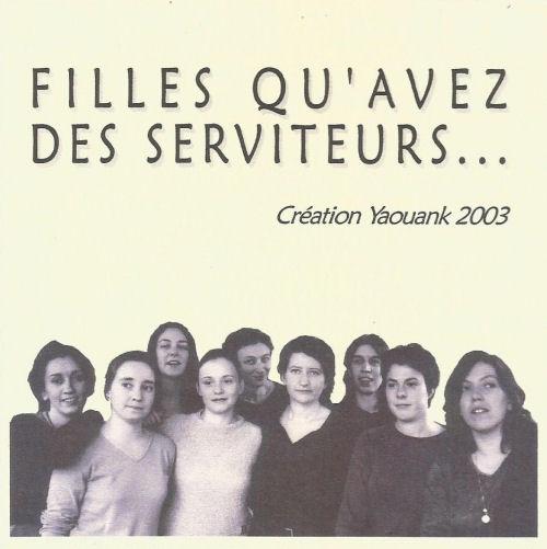 Création Yaouank 2003