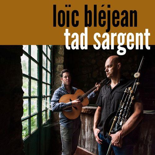 Loïc Bléjean et Tad Sargent