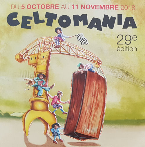 Les Celtomania - 2018
