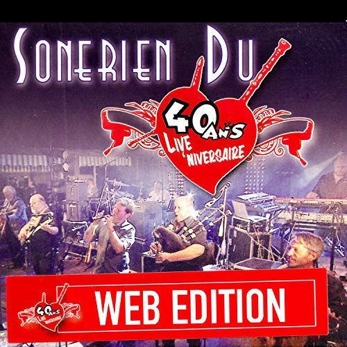 40 ans. Live'niversaire - Web Edition