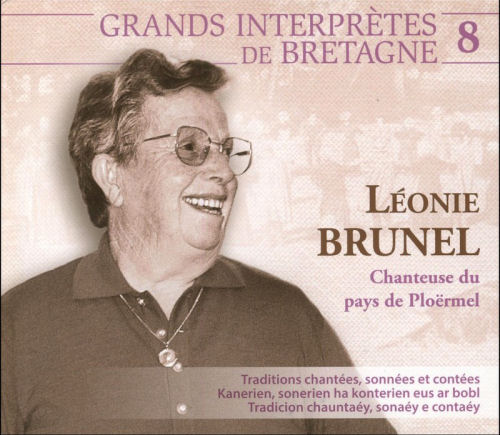 Grands interprètes de Bretagne - Volume 8