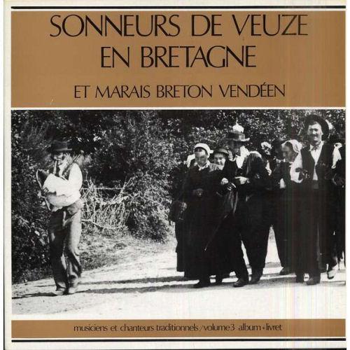 Sonneurs de Veuze en Bretagne et marais Breton Vendéen