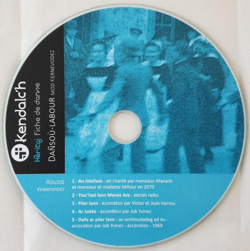 Kendalc'h - Dañsou-Labour Mod Kernevodez