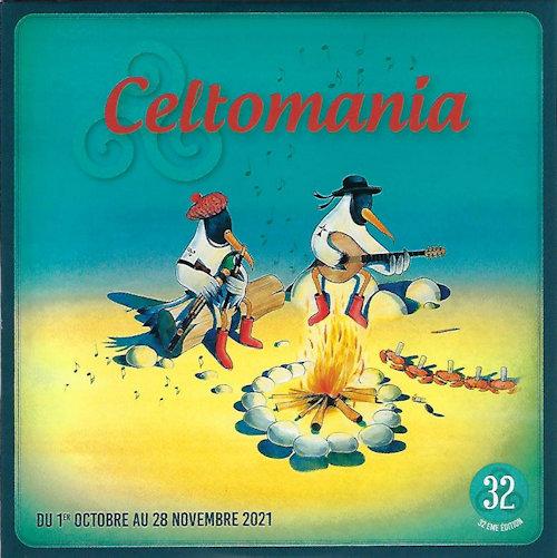 Les Celtomania - 2021