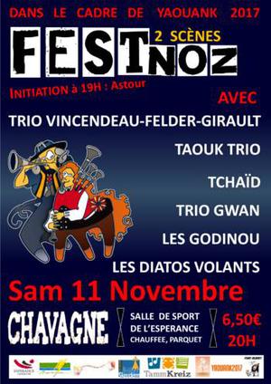 Fest noz chavagne le 11 novembre 2017 tamm kreiz - Le 11 novembre 2017 ...