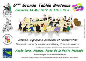 concert et fest deiz nantes le 14 mai 2017 tamm kreiz. Black Bedroom Furniture Sets. Home Design Ideas