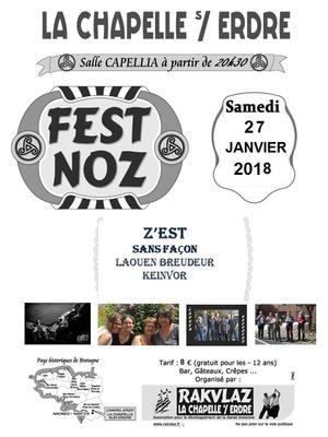 Fest NozàLa Chapelle-sur-Erdre