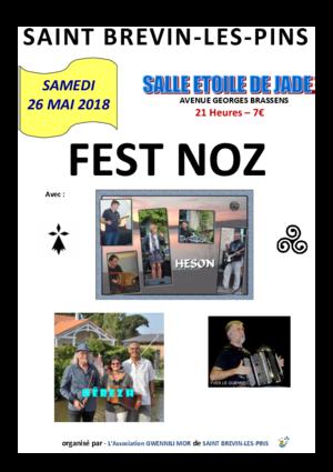 Fest NozàSaint-Brévin-les-Pins