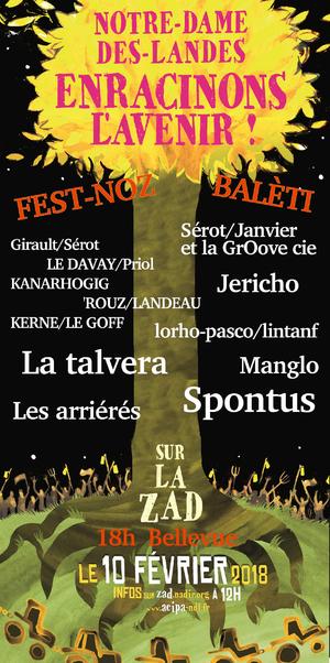 festival notre dame des landes 2018
