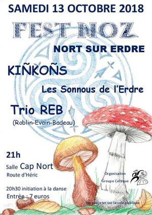 Fest NozàNort-sur-Erdre