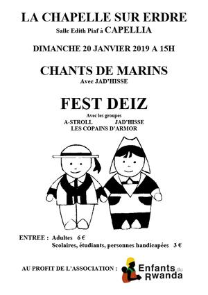 Fest DeizàLa Chapelle-sur-Erdre
