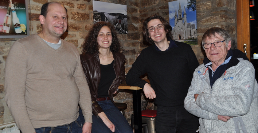 Gouder mad quartet